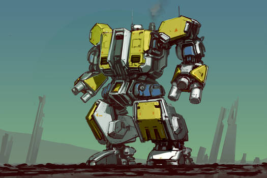 robot sketch 47
