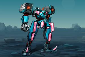 robot sketch 74