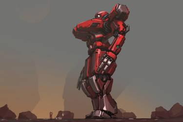 robot sketch 87