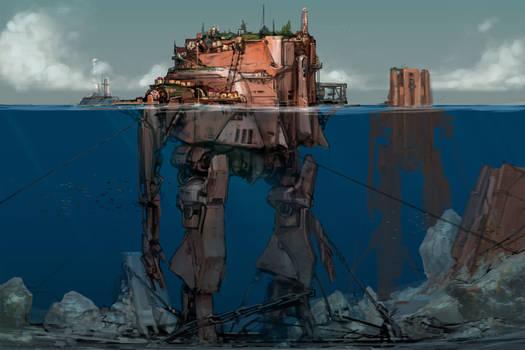 robot sketch 97