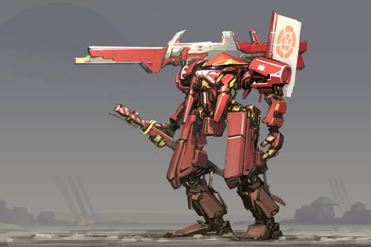 robot sketch 114