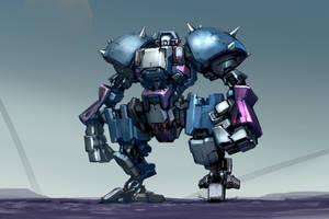robot sketch 116