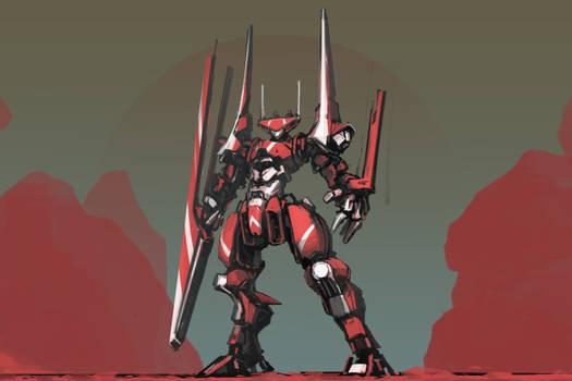 robot sketch 120