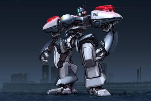 robot sketch 132