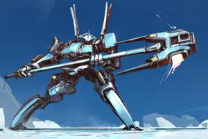 robot sketch 138