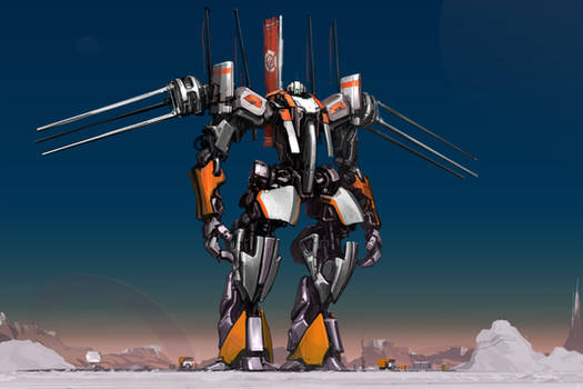 robot sketch 139