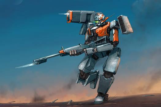 robot sketch 140