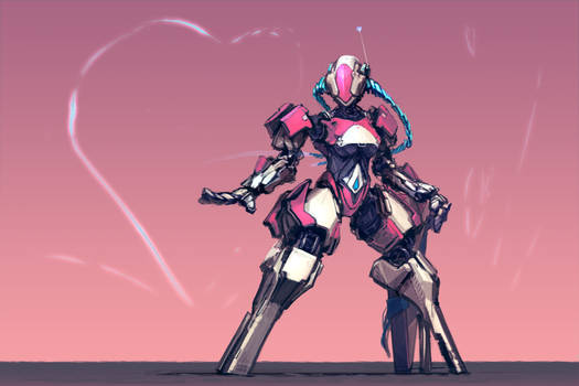 robot sketch 141