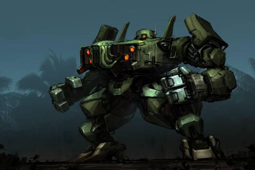 robot sketch 142