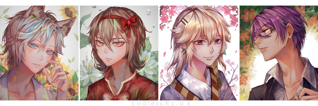 F4 by EndlessRz