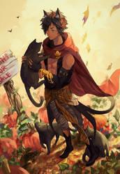 [SH] Pumpkin Picking by EndlessRz