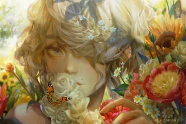 Summer Bouquet by EndlessRz
