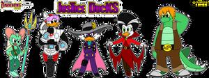 DW: Chibi Justice Ducks