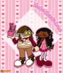 The Valentine: Hoagie x Abby