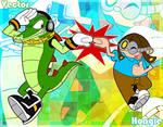 Hoagie n' Vector: Bro Fist