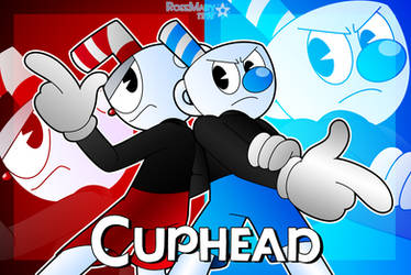 Cuphead: It's time to get serious! by RoseMary1315