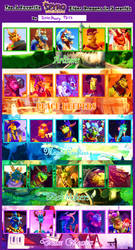 My Top 5 Favorite Spyro Elder Dragons in 5 Worlds by RoseMary1315