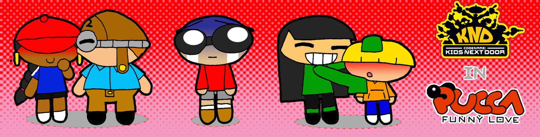 KND-Pucca Style by Porn1315