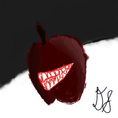 A Pear by dissapointinglysad