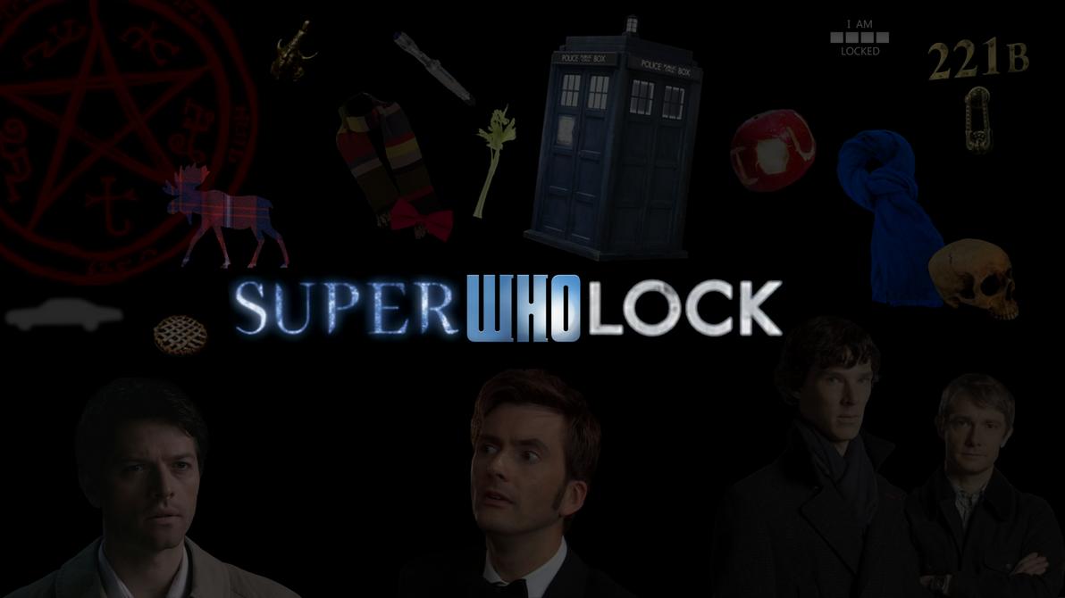 superwholock desktop wallpaper - photo #1