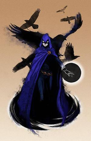 Raven x MaleReader by Yuri-Milkshake-TM on DeviantArt