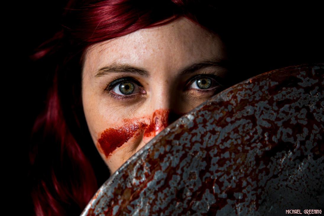 Red Sonja... by ringoffireguy