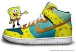 Spongebob Nike