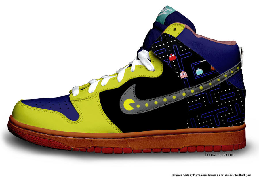 Nike Air Pacman Shoes