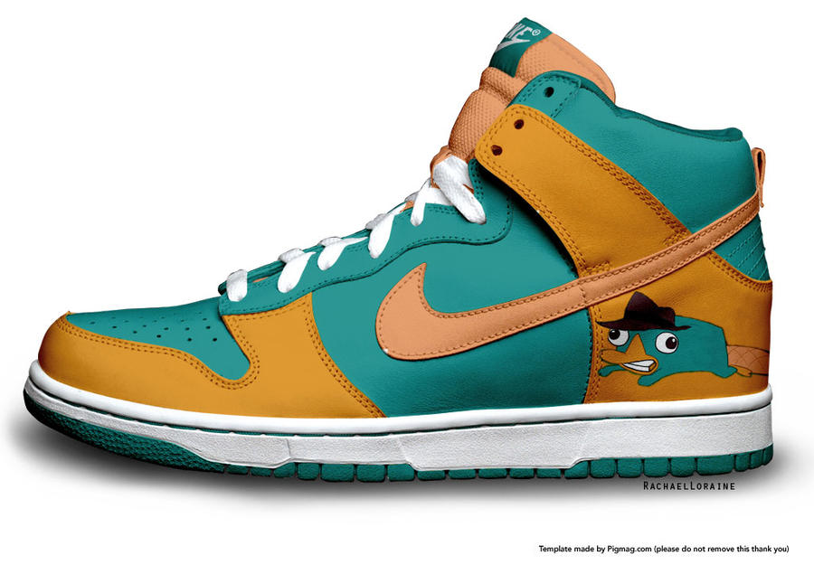 Where Can I Buy Perry The Platypus Shoes