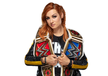 Becky Lynch *OFFICIAL* Undisputed champ render by babuguuscooties
