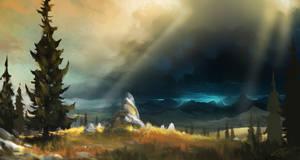 Thunder by Chillay