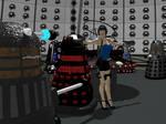 Resident Evil of the Daleks
