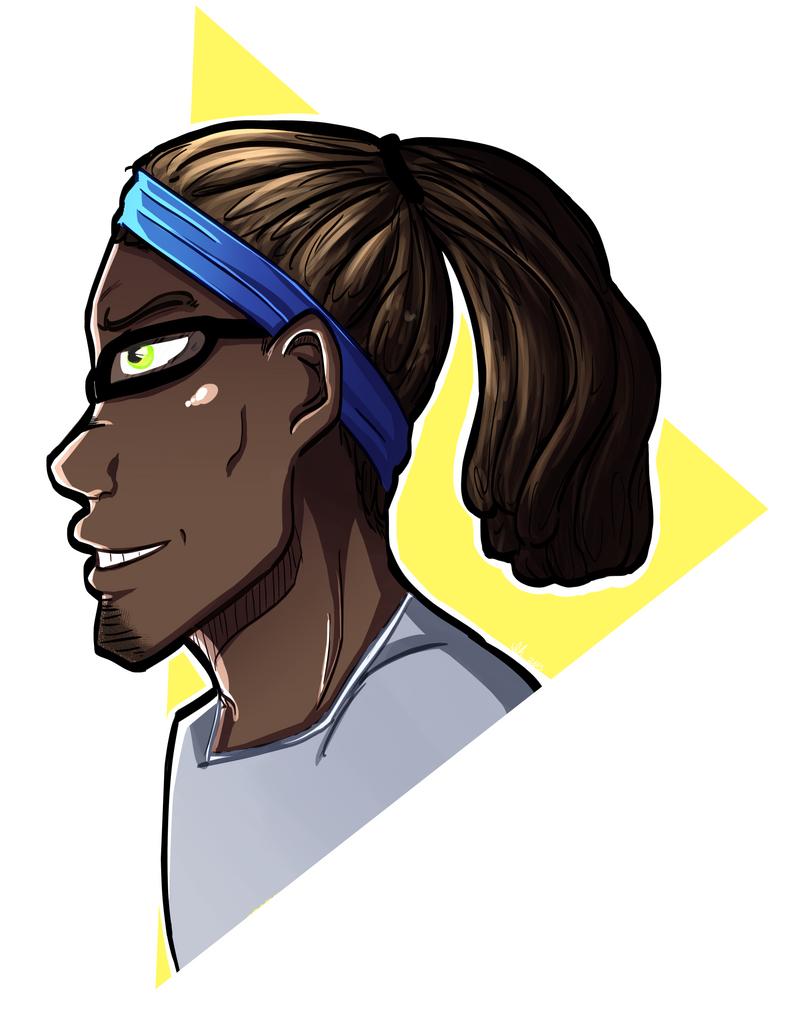 Striker Lucian by drawingdude99 on DeviantArt