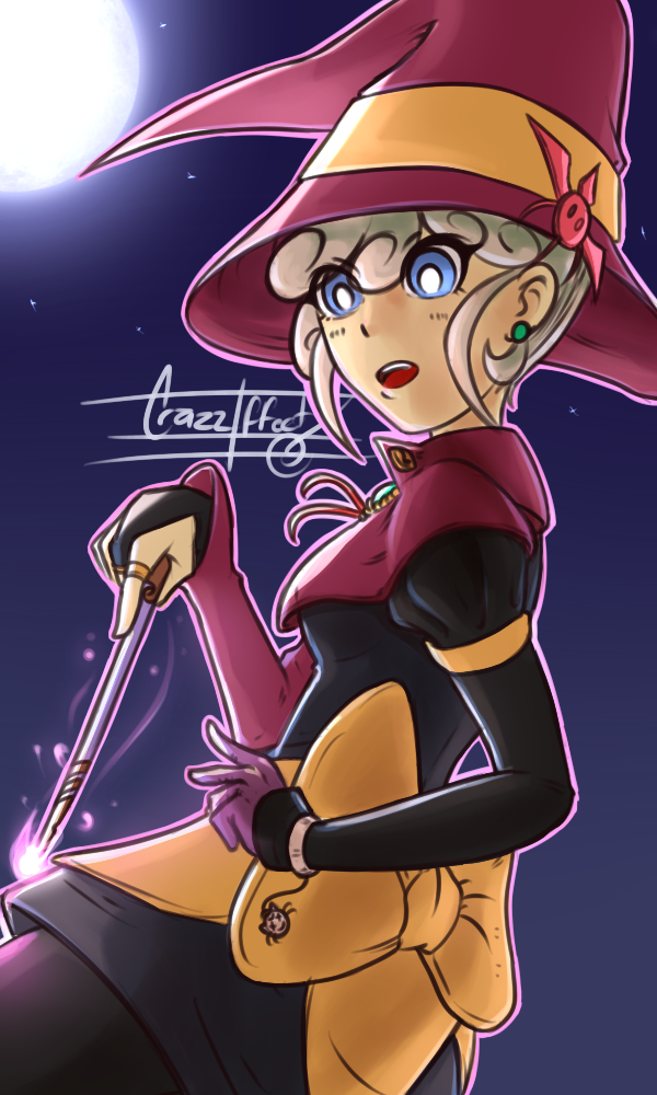 Lifianta The Witch by CRAZZEFFECT