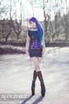 Latex dress - Octokuro