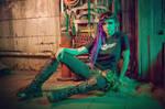 Wasteland girl