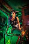 Bunker girl