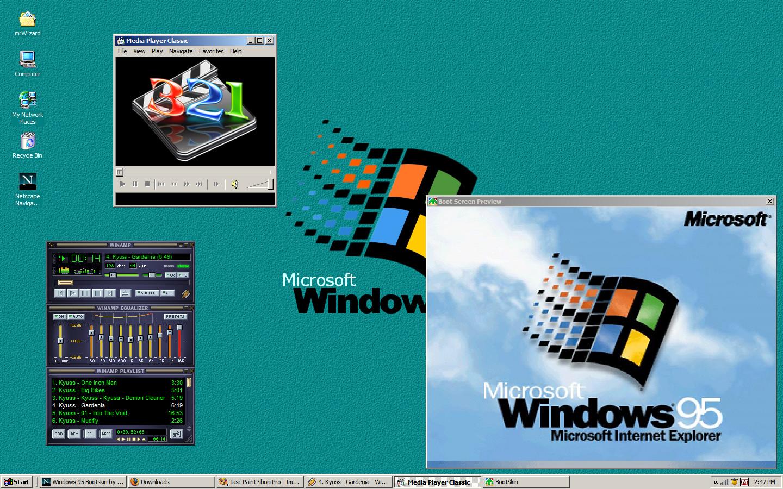 Opera windows 95 - 9e9