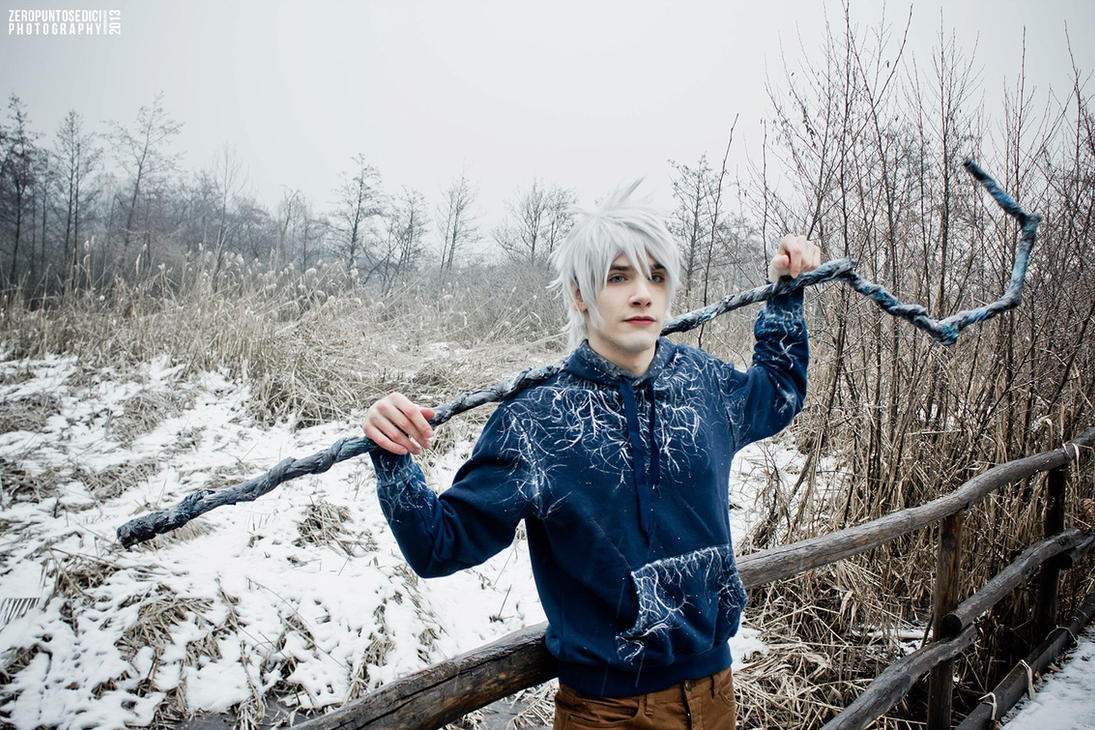 Jack Frost ~ Am I on the Naughty List? by YamatoTaichou