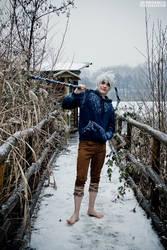 Jack Frost ~ Frozen Land by Yamato-Leaphere