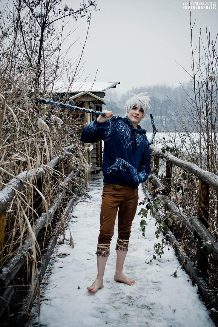 Jack Frost ~ Frozen Land by YamatoTaichou
