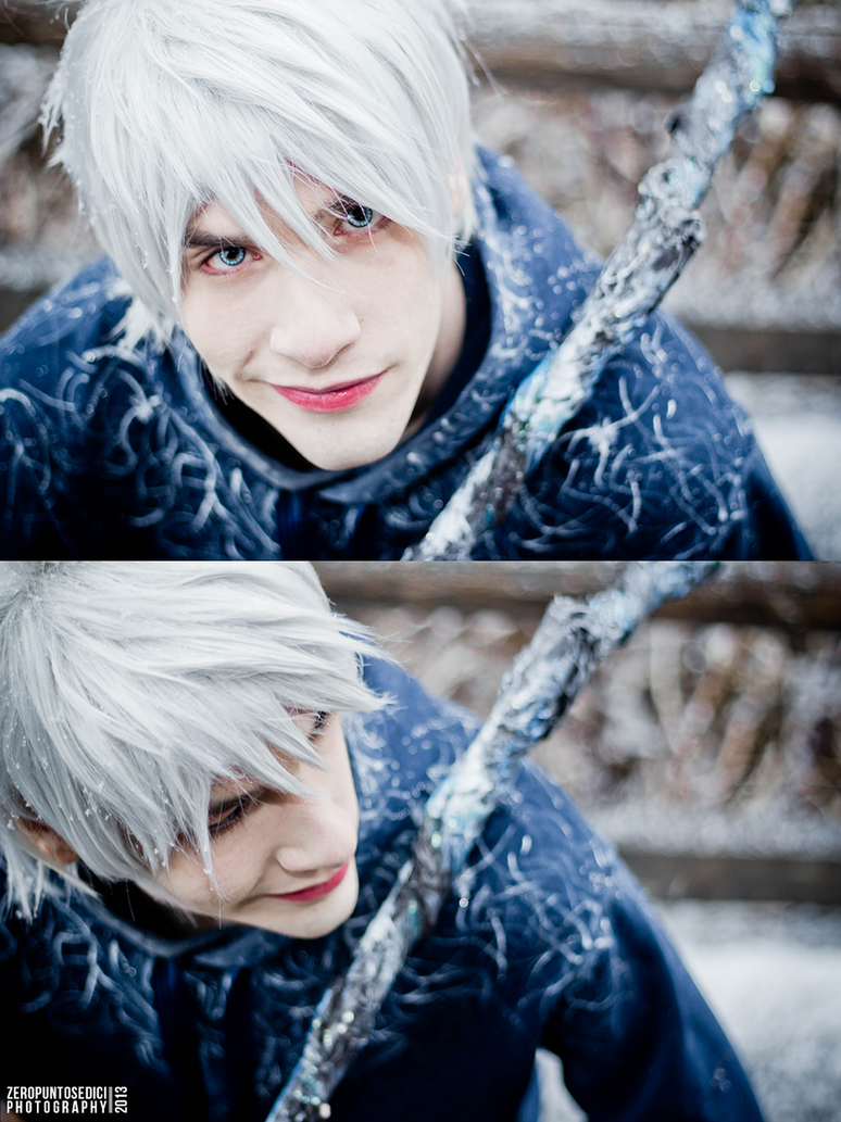 My name is Jack Frost by YamatoTaichou