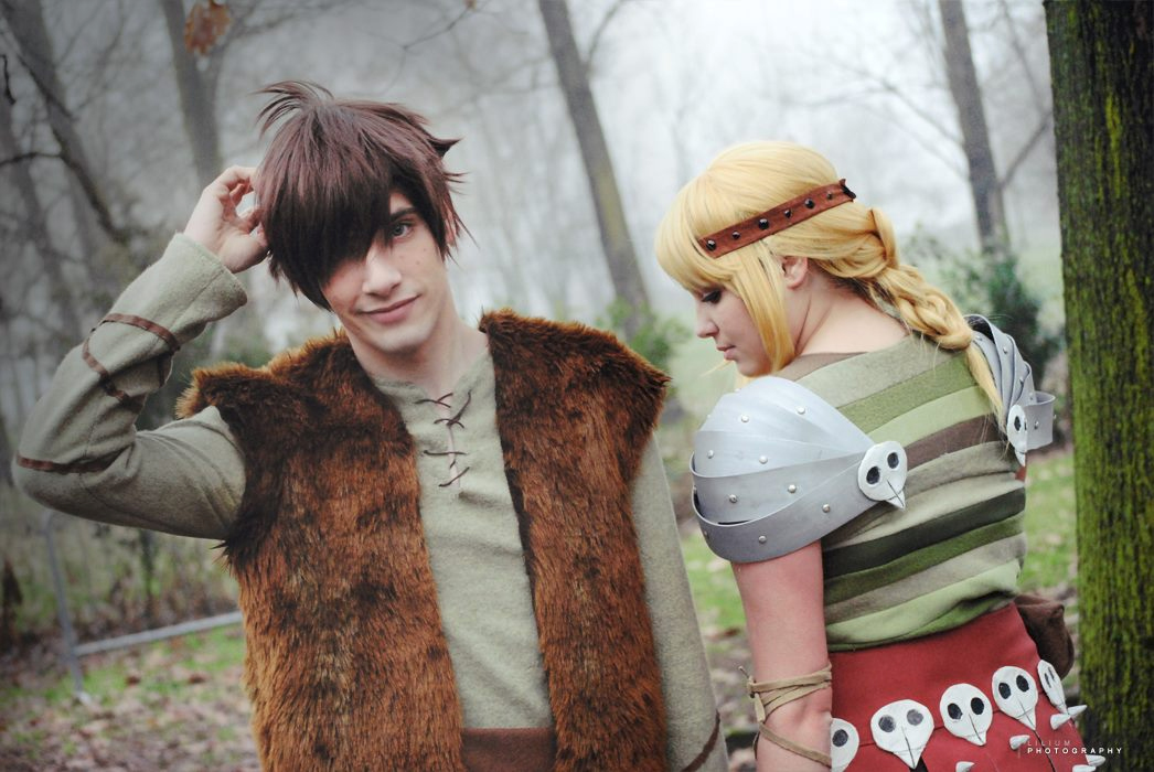 HTTYD ~ Hiccup and Astrid by YamatoTaichou
