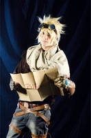 League of Legends ~ Ezreal by Yamato-Leaphere