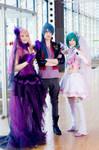 Macross Frontier ~ Sheryl, Alto and Ranka Lee