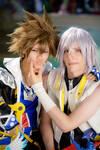 KH ~ Sora and Riku I