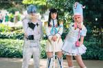 Kill La Kill ~ Inumuta, Satsuki and Nonon