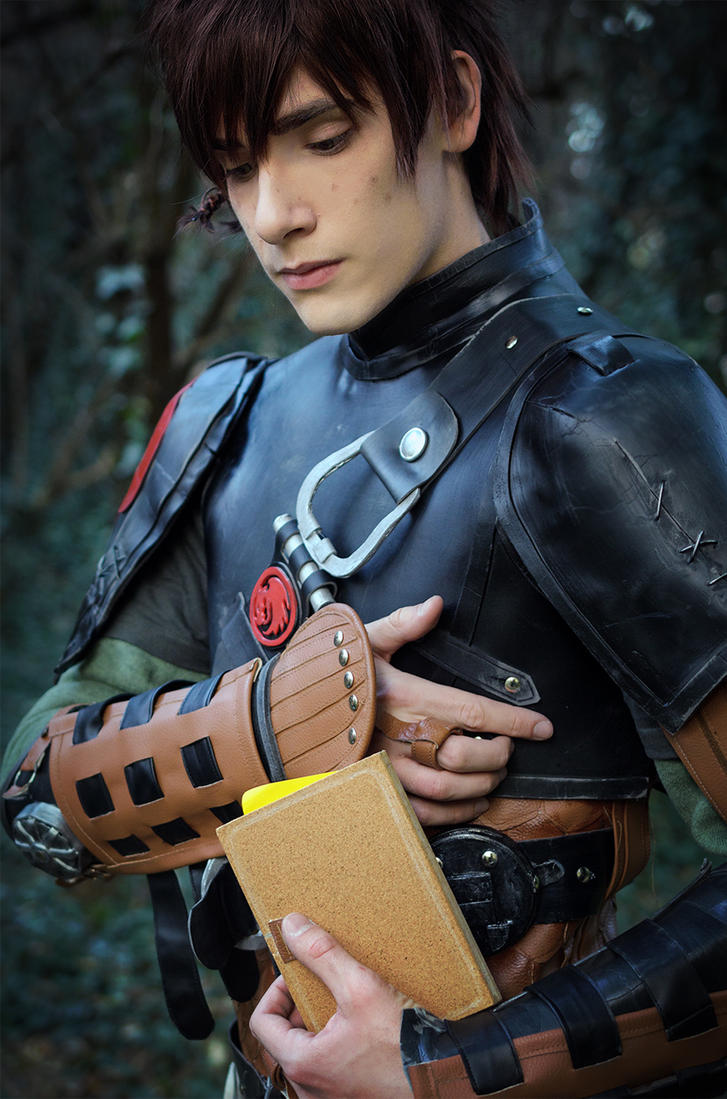 How to train your dragon 2 hiccup iii by yamatotaichou on deviantart