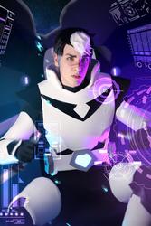 Shiro Cosplay ~ VOLTRON Legendary Defender