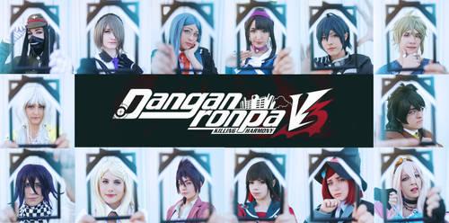 DANGANRONPA V3: Killing Harmony COSPLAY